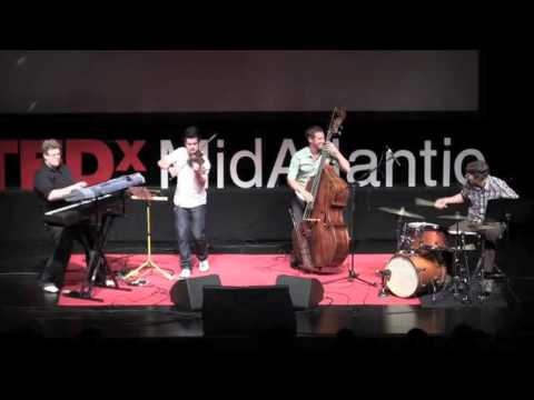TEDxMidAtlantic 2010 - Time for Three - 11/5/10