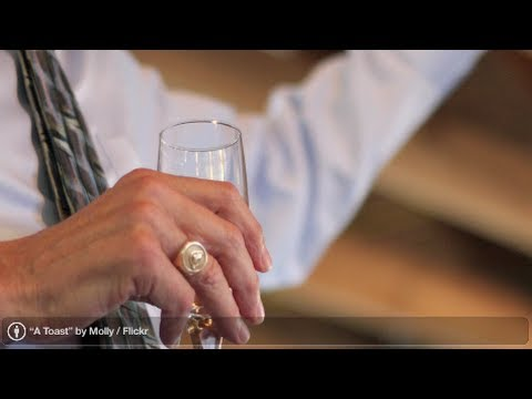 Wedding Reception: Wedding Toast Tips
