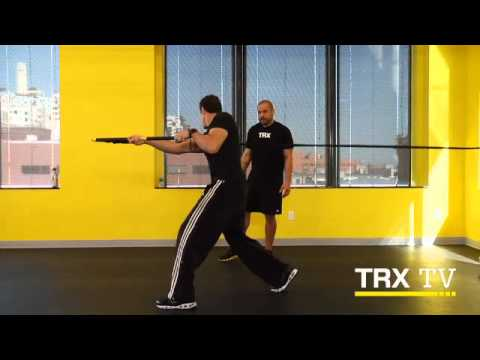TRX Shoulder Exercises: TRX TV Featuered Movement Week 2