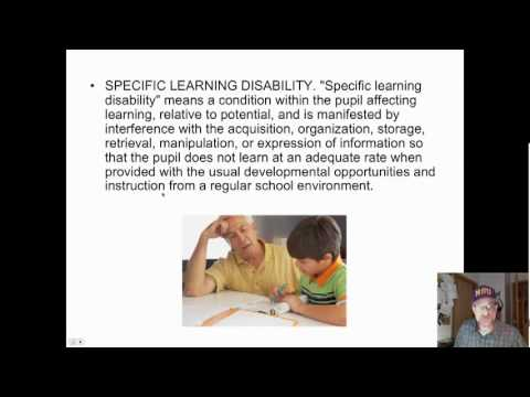 Saylor PSYCH303: Learner Diversity Learning Disabilities