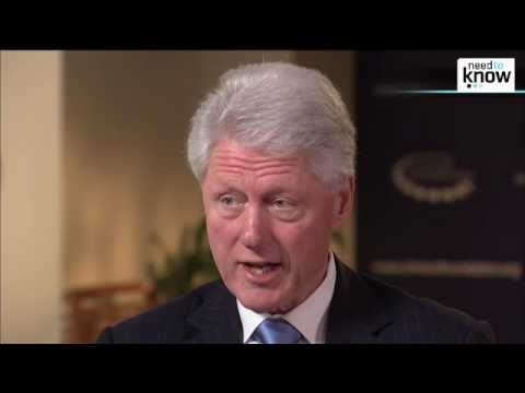 NEED TO KNOW | Bill Clinton Extended Interview | PBS