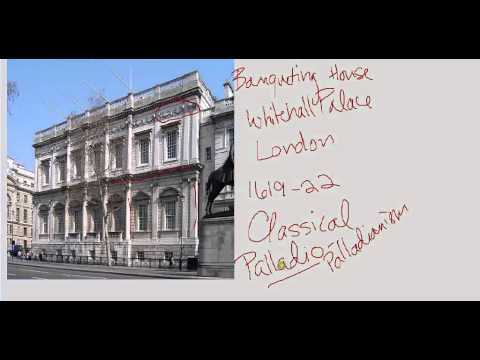Saylor ARTH207: Inigo Jones and Palladianism in English Baroque Architecture