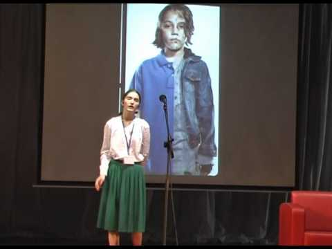 TEDxIBEuropeanSchool - Mariam Orjonikidze - If I could change one thing in the world?!