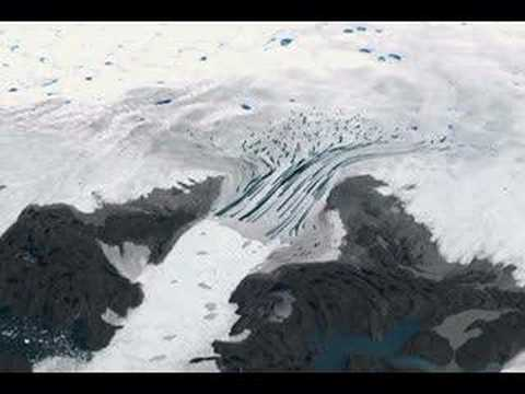 NASA |  Jakobshavn Glacier Retreat