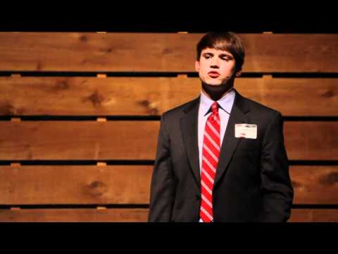 TEDxRedMountain - Patrick Morris - Igniting a Response, The Story of Greek Relief