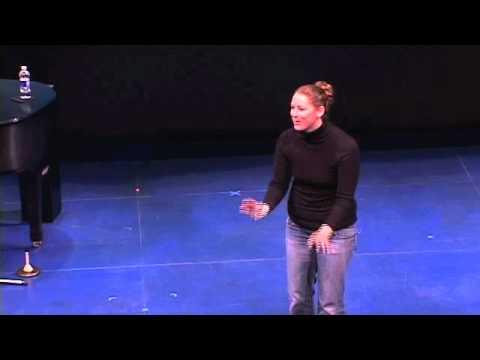 TEDxRochester - Jennifer Indovina - 11/01/10