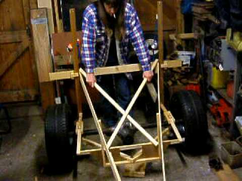 Trike suspension trials