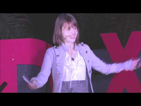 TEDxLaJolla - Claire Wineland - It's Just a Disease