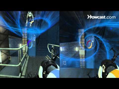 Portal 2 Co-op Walkthrough / Course 4 - Part 9 - Room 09/09