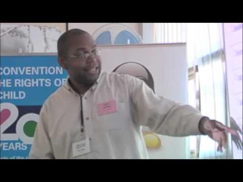 TEDxKampala - Ron Nixon - 11/23/09