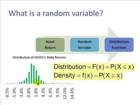 What's a random variable