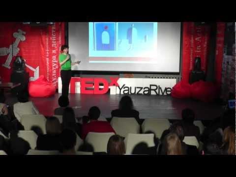 TEDxYauzaRiver - KristinaTer-Kazarian - How Far Can Art Go?