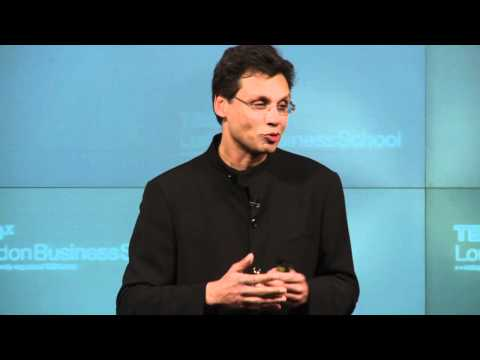 TEDxLondonBusinessSchool 2012 - Nirmalya Kumar - India's new entrepreneurs