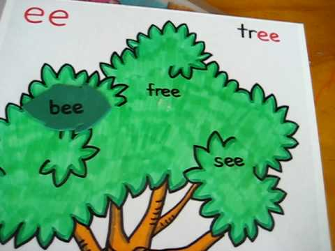 Preschool - Reading. sounds pictures
