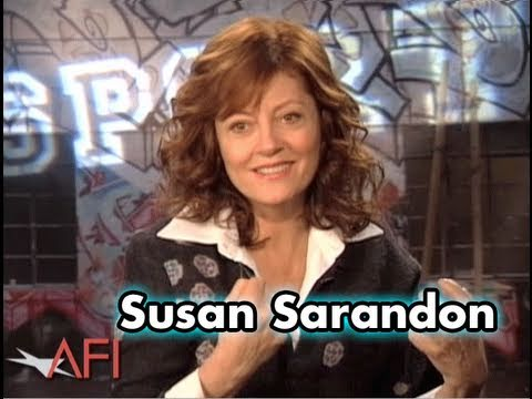 Susan Sarandon On BULL DURHAM & The Beauty Of Baseball