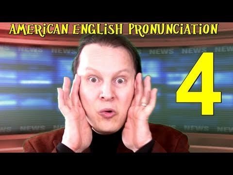 Peppy English Pronunciation - Learn English with Steve Ford-Peppy Pronunciation lesson 4