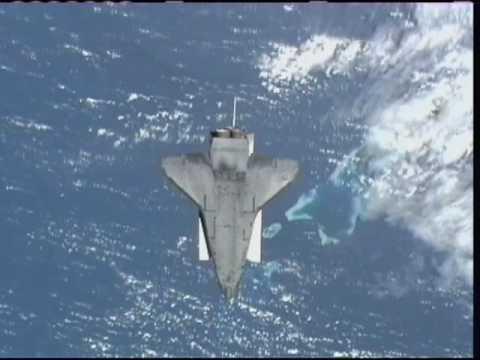 """Shuttle """"Flips"""" For Safety"""