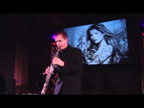 TEDxPittsburgh - Jason Kush - Saxophone Fusion/Garden of Love by Jacob ter Veldhuis