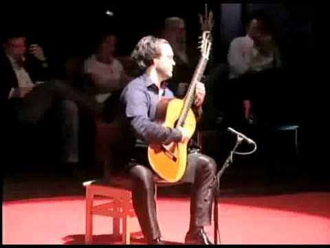 TEDxAveiro - Ruben Bettencourt - Music and its essence