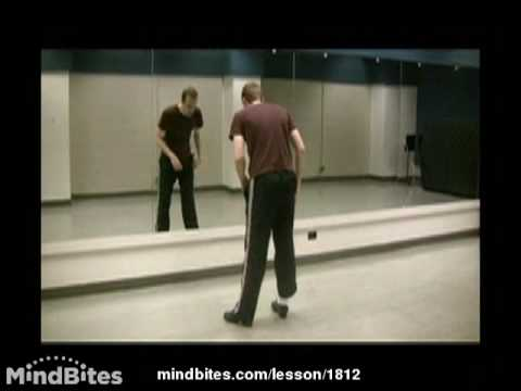 Tap Dance: EP1 Short Combination #1 pt1
