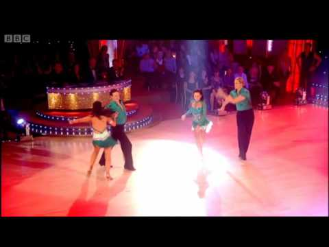 Professional Jive - Strictly Come Dancing - BBC