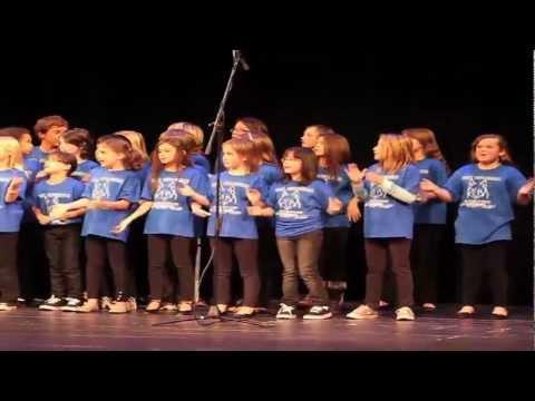 TEDxTucson 2011 Sam Hughes Elementary Choir
