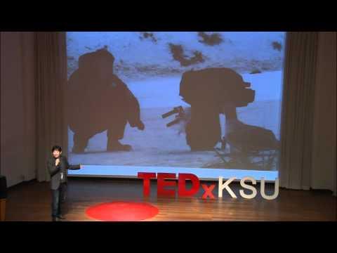TEDxKSU - Jae-young Kim - 시간과 공간을 표현하라, 남극의 눈물(Tears of the Antarctic)