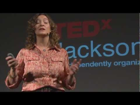 TEDxJacksonHole - Laly Lichtenfeld - Warriors for Wildlife: Saving Lions on the Maasai Steppe