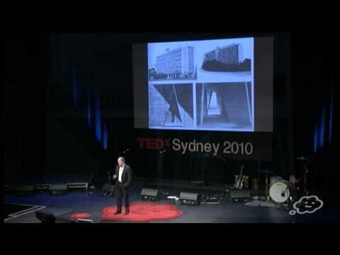 TEDxSydney - Rob Adams - Melbourne City Planner Reckons that Bigger Cities are Better Cities