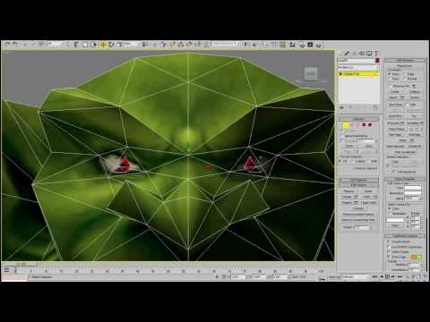 WoW - 3Ds MAX tutorial for Morph Targets - Part 02