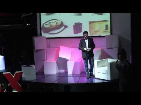 TEDxPerm - Umberto Giraudo - Creativity Future and Our Future