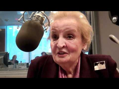 The World: Madeleine Albright discusses preventing genocide