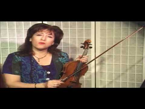 "Violin Lesson - Song Demonstration - ""May Song"""
