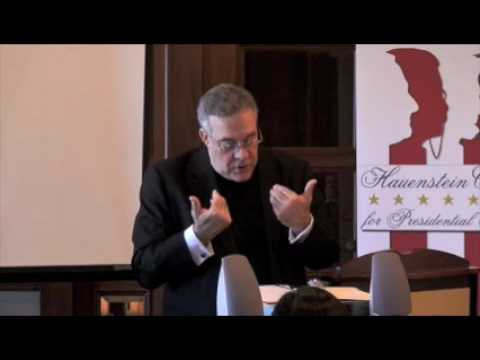 Rev. Robert Sirico on Leadership (3 of 8)