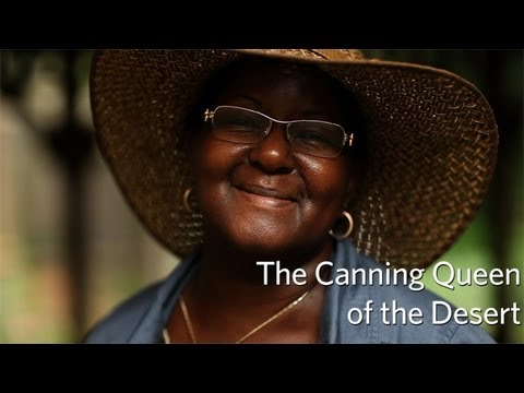The Canning Queen of the Desert