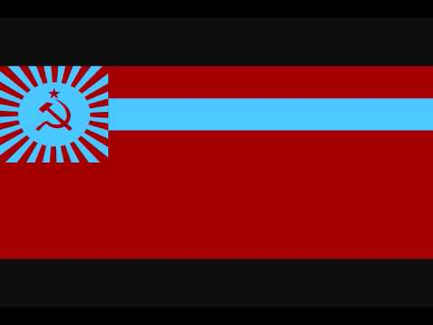 State Anthem of the Georgian SSR (vocal)