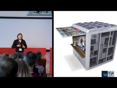 The Solar Kiosk: Lars Krückeberg at TEDxBerlin