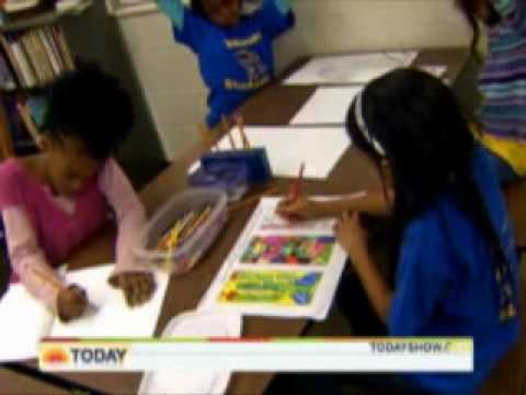Urban Promise Academy (UPA) on The TODAY Show