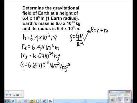 Universal Gravitation Presentation #11