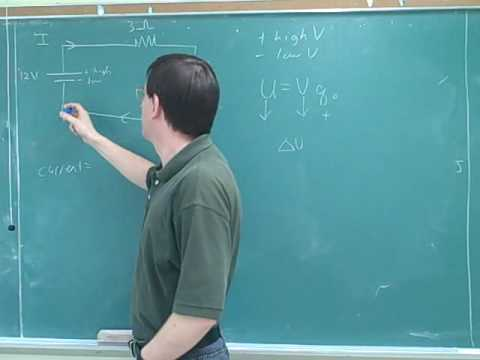 Physics: Electric circuits. Resistors (3)