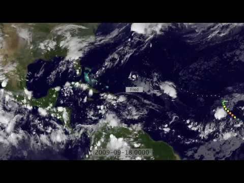 NASA/NOAA | Hurricane Season 2009