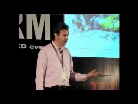 TEDxSRM - David Nash - Experiences Sharing - Working with homeless mentally ill women