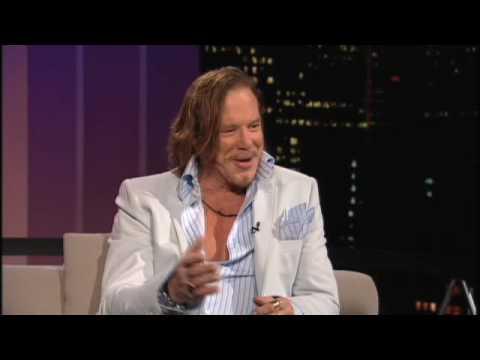 TAVIS SMILEY | Guest: Mickey Rourke | PBS