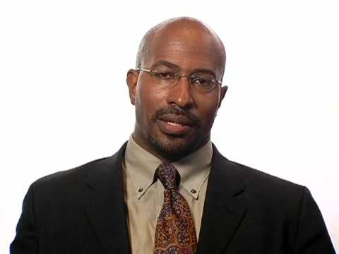Van Jones on Governments Role in the Green Economy