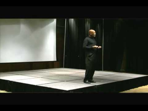 TEDxHendrixCollege - Terrence Roberts - Beyond Us v Them: An eye toward a hopeful future