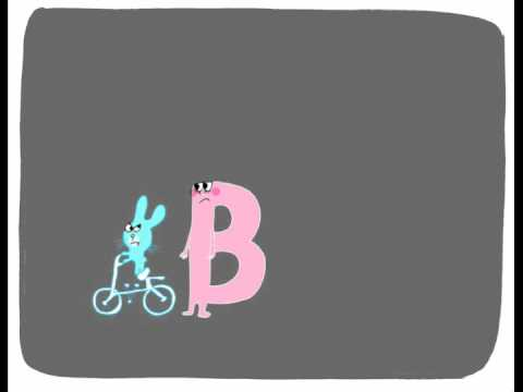 The alphabet for kids. Letter B: Betty Becomes a Butterfly