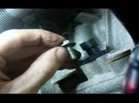 Replacing(CPS) Crankshaft Position Sensor