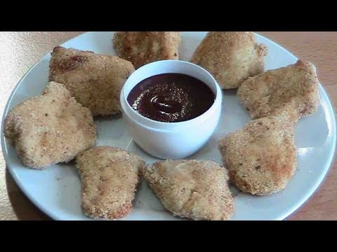 Oven Baked Chicken Nuggets - RECIPE