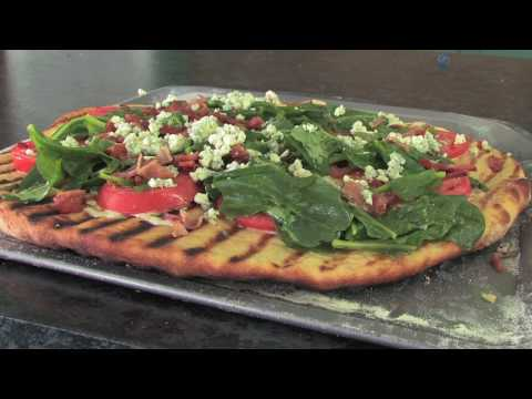 Whole Foods Market Fridays — Pizza on the Grill