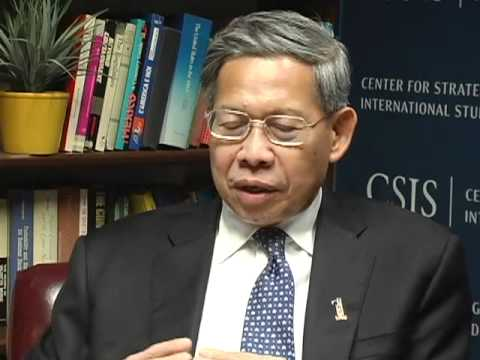 Video Interview: Ernest Bower Interviews The Hon. Datuk Seri